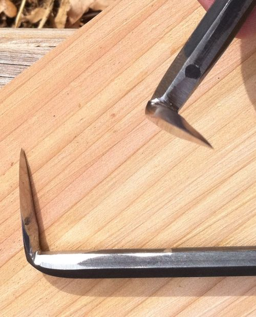 Carving Gauge Blade