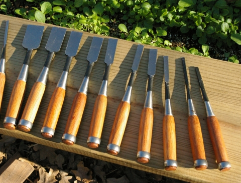 Just the Chisels