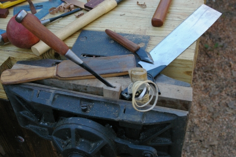 Chisels and Saws