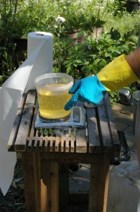 soapmaking-12-measuring-soy-oil